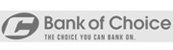 Bank of Choise logo